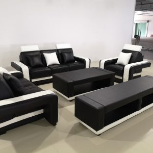 Ossaka soffa komplett set 3+2+1
