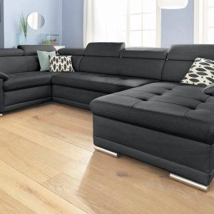 sit & mer vardagsrum, med justerbart huvudgavel, valfritt med sängfunktion