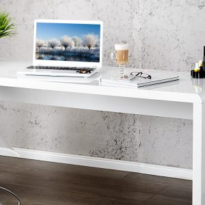 Fast Trade skrivbord 120 cm vit /