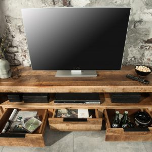 TV Board Iron Craft 170cm Mango /