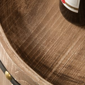 Bodega vinställ 80cm naturlig gran /