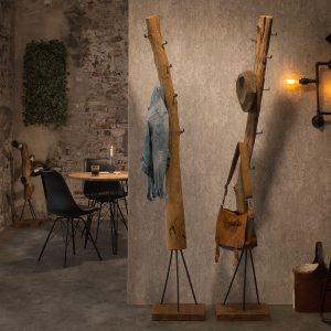 Garderob Hemingway 200 cm teak /