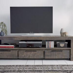 TV Board Iron Craft 170cm grå mango /