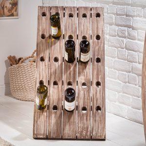 Flaskställ Bodega 88cm natur /