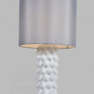 TINTIN Bordslampa Grå
